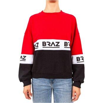 textil Dame Sweatshirts Braz 120972TSH Rød