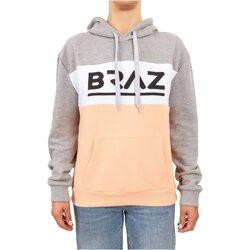 textil Dame Sweatshirts Braz 120973TSH Grå