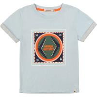 textil Dreng T-shirts m. korte ærmer Billieblush / Billybandit NOLVIO Blå
