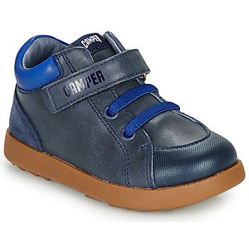 Sko Dreng Lave sneakers Camper Bryn FW Blå