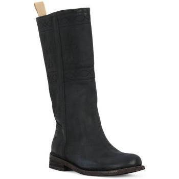 Sko Dame Chikke støvler Felmini BLACK CRONO Nero