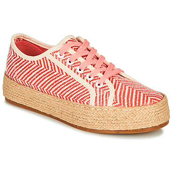 Sko Dame Espadriller André PEN Orange