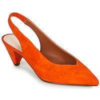Sko Dame Højhælede sko André JAYLYN Orange