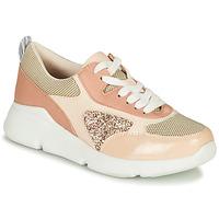 Sko Dame Lave sneakers André PORTIA Pink