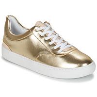 Sko Dame Lave sneakers André VIORNE Guld