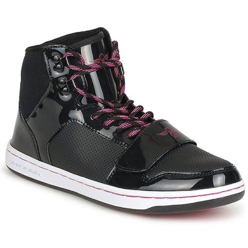 Sko Dame Høje sneakers Creative Recreation W CESARIO Sort
