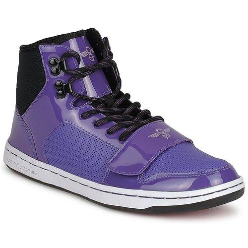 Sko Dame Høje sneakers Creative Recreation W CESARIO Violet