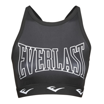 textil Dame Sports-BH Everlast DURAN Sort / Hvid