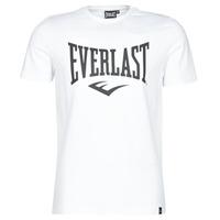 textil Herre T-shirts m. korte ærmer Everlast EVL LOUIS SS TS Hvid