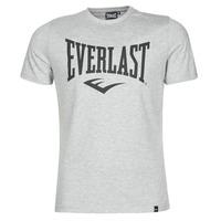 textil Herre T-shirts m. korte ærmer Everlast EVL LOUIS SS TS Grå