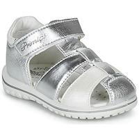 Sko Pige Sandaler Primigi 5365555 Sølv