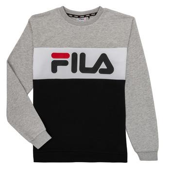 textil Børn Sweatshirts Fila FLORE Grå / Sort
