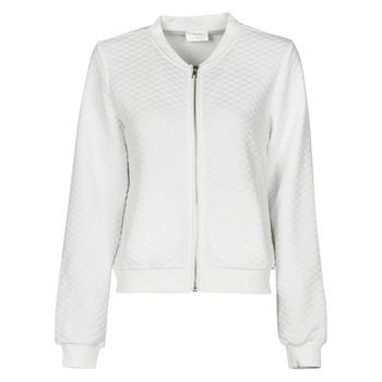 textil Dame Sweatshirts Moony Mood CHUCK Hvid