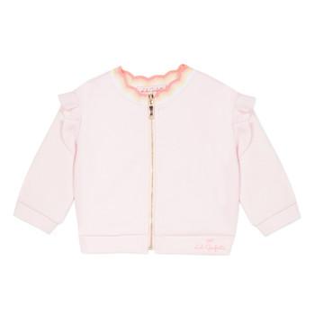 textil Pige Jakker / Blazere Lili Gaufrette NANI Pink