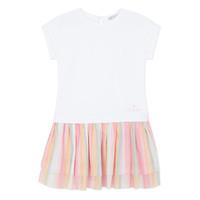 textil Pige Korte kjoler Lili Gaufrette MOLLY Flerfarvet