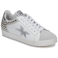 Sko Dame Lave sneakers Meline GELLABELLE Hvid