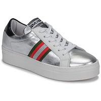 Sko Dame Lave sneakers Meline GETSET Sølv