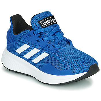 Sko Børn Lave sneakers adidas Originals DURAMO 9 K Blå