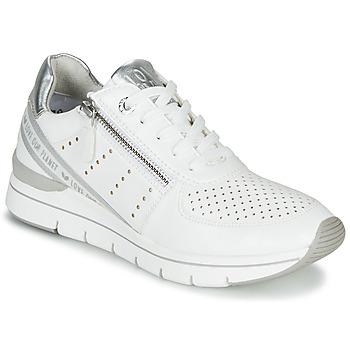 Sko Dame Lave sneakers Marco Tozzi 2-23723 Hvid