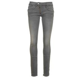 textil Dame Jeans - skinny G-Star Raw LYNN ZIP MID SKINNY Blå