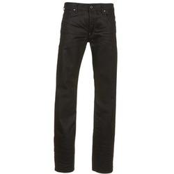 textil Herre Lige jeans G-Star Raw ATTAC STRAIGHT Sort