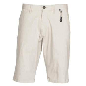 textil Herre Shorts Tom Tailor  Beige
