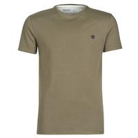 textil Herre T-shirts m. korte ærmer Timberland SS DUNSTAN RIVER CREW TEE Kaki
