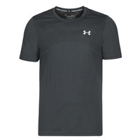 textil Herre T-shirts m. korte ærmer Under Armour SEAMLESS Sort