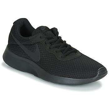 Sko Herre Lave sneakers Nike TANJUN Sort