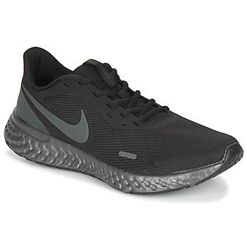 Sko Herre Multisportsko Nike REVOLUTION 5 Sort