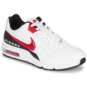 Sko Herre Lave sneakers Nike AIR MAX LTD 3 Hvid / Sort / Rød