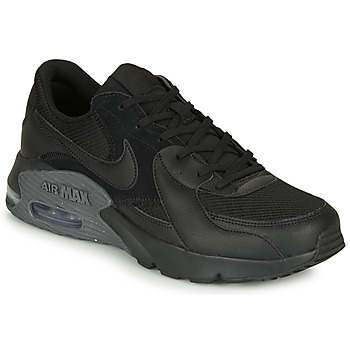Sko Herre Lave sneakers Nike AIR MAX EXCEE Sort