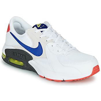 Sko Herre Lave sneakers Nike AIR MAX EXCEE Hvid / Blå