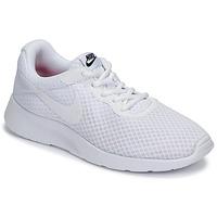 Sko Dame Lave sneakers Nike TANJUN Hvid
