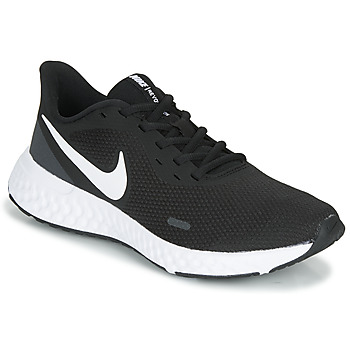 Sko Dame Multisportsko Nike REVOLUTION 5 Sort / Hvid