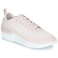Sko Dame Lave sneakers Nike AMIXA Pink / Hvid