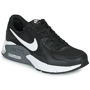 Sko Dame Lave sneakers Nike AIR MAX EXCEE Sort / Hvid