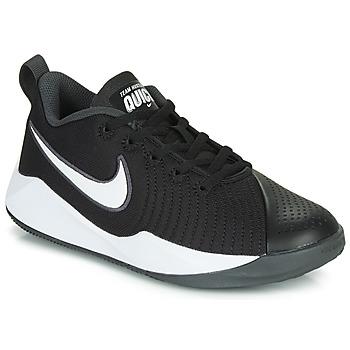 Sko Børn Multisportsko Nike TEAM HUSTLE QUICK 2 GS Sort / Hvid