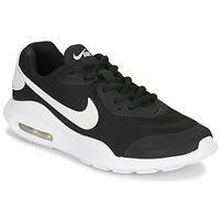 Sko Børn Lave sneakers Nike AIR MAX OKETO GS Sort / Hvid