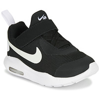 Sko Børn Lave sneakers Nike AIR MAX OKETO TD Sort / Hvid