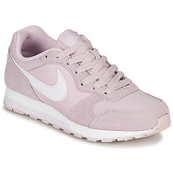 Sko Pige Lave sneakers Nike MD RUNNER 2 PE GS Pink