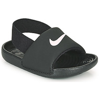 Sko Børn Sandaler Nike KAWA TD Sort