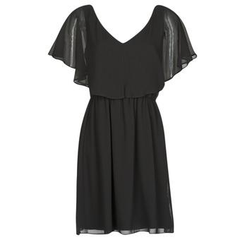 textil Dame Korte kjoler Naf Naf LAZALE Sort