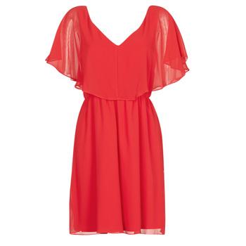textil Dame Korte kjoler Naf Naf LAZALE Rød