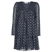 textil Dame Korte kjoler Naf Naf FOIL Marineblå