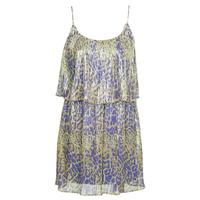 textil Dame Korte kjoler Marciano LIQUID LEOPARD DRESS Flerfarvet