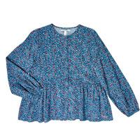 textil Pige Toppe / Bluser Pepe jeans ISA Blå
