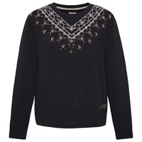 textil Pige Sweatshirts Pepe jeans EARLINE Sort