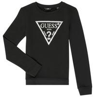 textil Pige Sweatshirts Guess GABOR Sort