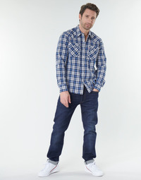 textil Herre Lige jeans Levi's 502™ TAPER Biologia / Adv